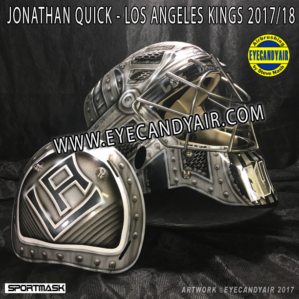 Jonathan Quick Mask 2018 - Masks For Acne