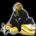 Hannu Toivonen Boston Tribute goalie mask