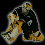 Tim Thomas Beware of Bear 2 mage goalie mask